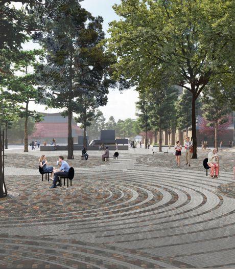 Filmpje toont definitief ontwerp Stadsforum, 'Plein voor alle Tilburgers'