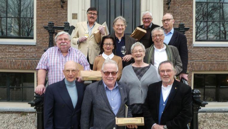 Nederlandse culinaire geschiedenis, op één trap Beeld Hans van der beek
