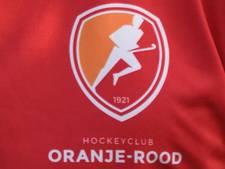 Duur puntenverlies mannen Oranje-Rood