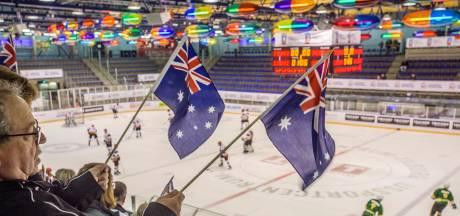 Australië wint ook tweede duel op WK ijshockey: tweede nederlaag voor België