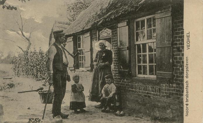 Noord-Brabantsch dorpsleven, Veghel.