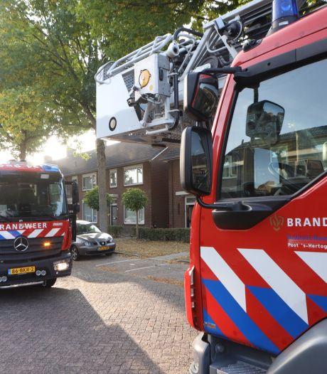 Rookontwikkeling bij woningbrand in Schijndel, geen gewonden
