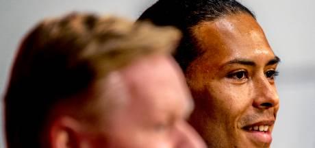 Koeman: Van Dijk en Wijnaldum verdienen de Champions League