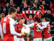 Atlético treft Arsenal in halve finale Europa League