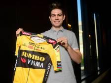 Rentree Van Aert aanstaande na zware valpartij in Tour de France