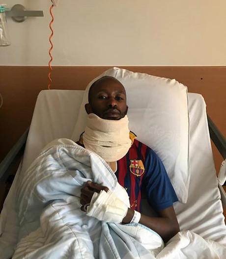 'Voetballer die kopstoot kreeg van ploeggenoot, is weer aanspreekbaar'