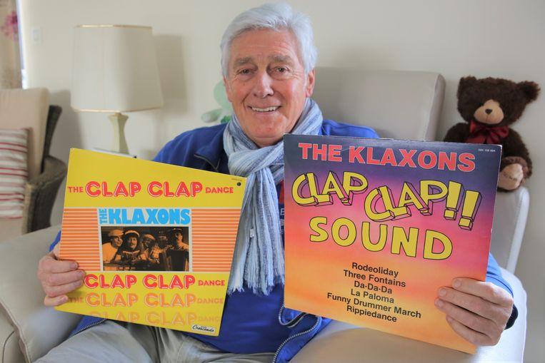 Jan Neef bracht de Clap Clap Sound in de jaren tachtig uit en het deuntje is opnieuw populair.