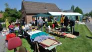 Brakelaars organiseren garageverkoop met publicitaire steun van de gemeente
