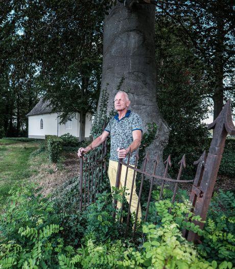 'Natuurbegraafplaats boost voor eeuwenoude kapel'