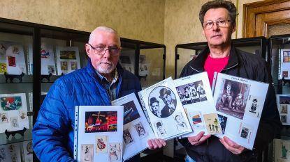 Van Harry Potter tot Betty Boop: Nielenaar stelt verzameling jokerkaarten tentoon