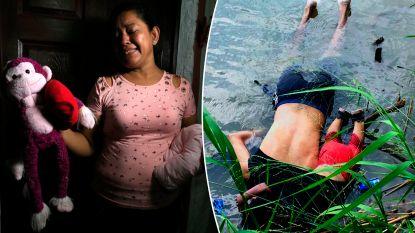 """Moeder van migrant die samen met dochtertje verdronk: """"Ik vind troost in idee dat ze in elkaars armen stierven"""""""