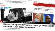 """Buitenlandse pers over spijtbetuiging koning Filip: """"Echte verontschuldigingen blijven uit"""""""
