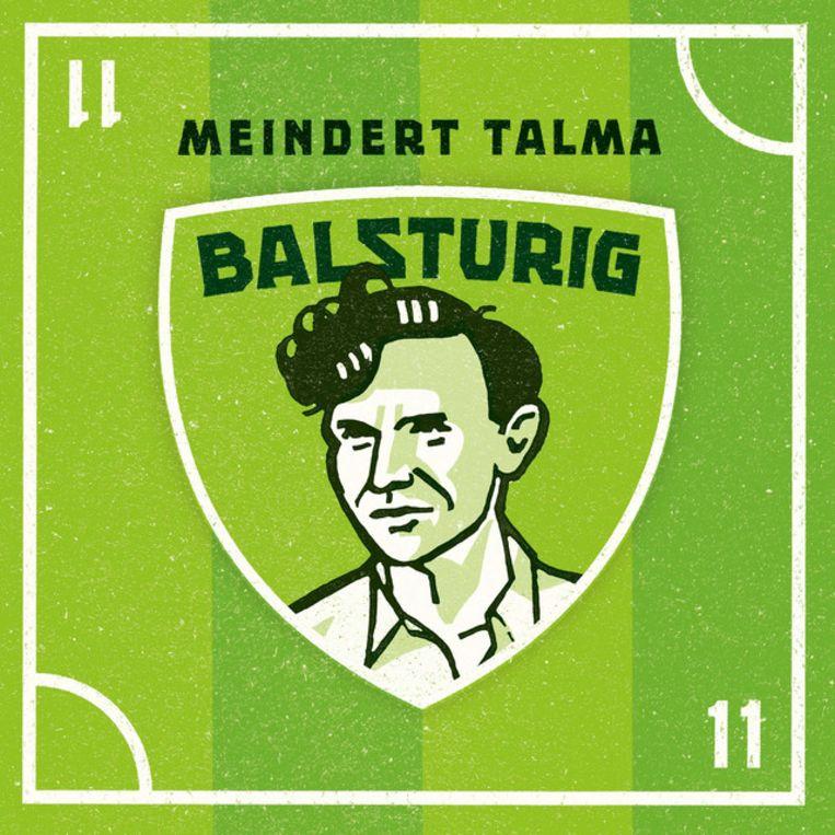 Balsturig van Meindert Talma Beeld