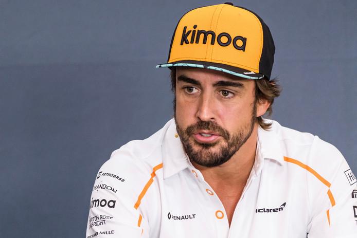 Fernando Alonso stopt na dit seizoen als Formule 1-coureur.