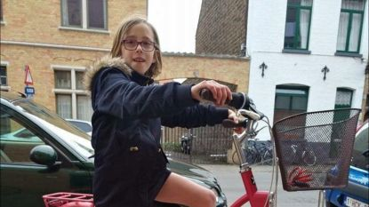 Na het verdriet, nu de vreugde: Jamie (10) vindt gestolen fiets terug