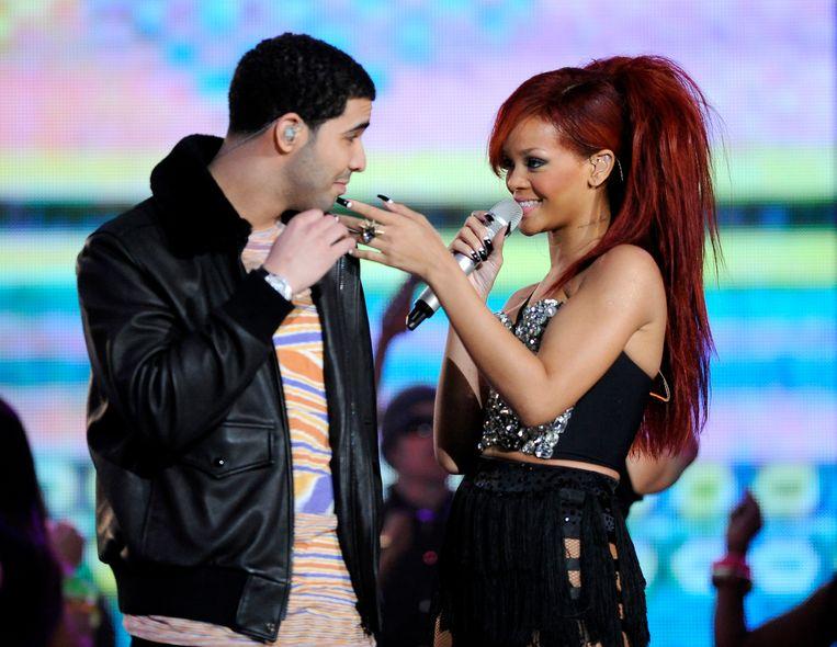 Rihanna en Drake in 2011