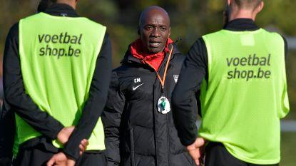 """VIDEO: Makélélé maakt zijn entrée in de Oostkantons: """"Zidane wenste me al succes"""""""