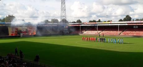 Jong GA Eagles buigt hoofd voor beloften van FC Twente