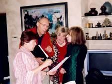 Omonia repeteerde 'gewoon' bij Liesbeth List thuis: 'Wijntje erbij, ze zorgde prima voor ons'