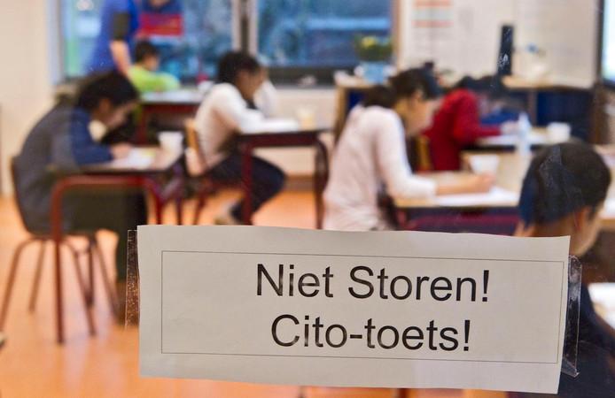 De toetsen van het Cito zijn voor veel scholen gedurende de ontwikkeling van leerlingen leidend, maar zouden dat niet moeten zijn, vindt Ewald Vervaet.