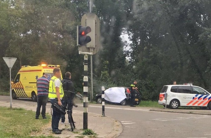 Ongeval Breeweg