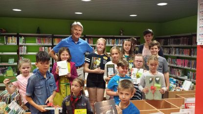 Jonge lezertjes geven mening over boeken