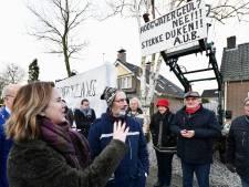 Protesterende inwoners Varik en Heesselt krijgen steun: negatief advies over nevengeul