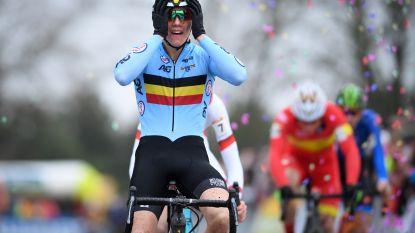 KOERS KORT (20/01). Thibau Nys wint eerste Wereldbekercross - D'hoore en Kopecky heersen in ploegkoers