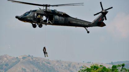 Drie doden na helikoptercrash in VN-kamp in Soedan