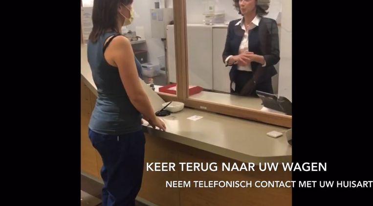 Het Sint-Andriesziekenhuis lanceert een filmpje