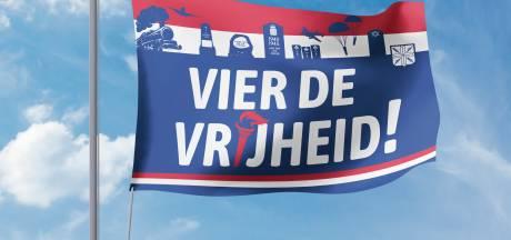 Wierden heeft eigen bevrijdingsvlag: 'Met volle spaarkaart en bijbetaling van 10 euro heb je er één'