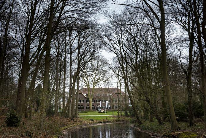 Het nieuwe zorghospitaal in Almen, Hotel Landgoed Ehzerwold.