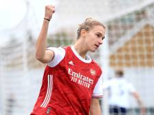 Miedema topscorer aller tijden in FA Women's Super League en op 200 goals in clubverband