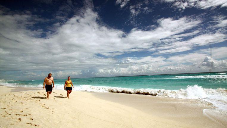 Cancun, Mexico. Beeld epa