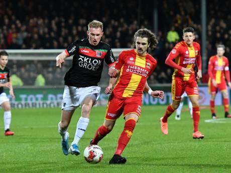 Enkelkneuzing Corboz; blessure GA Eagles-captain Veldmate valt mee