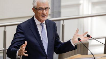 LIVE. Volg hier de Septemberverklaring van minister-president Bourgeois