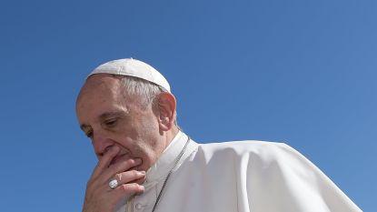 Paus roept speciale vergadering bijeen om misbruik binnen de Kerk te bespreken