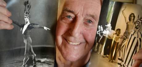 Fred Wisden (84) over zijn werk als balletmeester van Opera Forum in Enschede: 'Godsgeschenk'