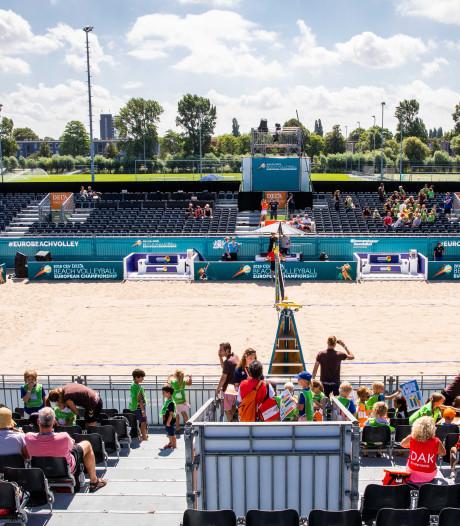 Sinnema en Bloem ongeslagen naar achtste finale EK beachvolleybal