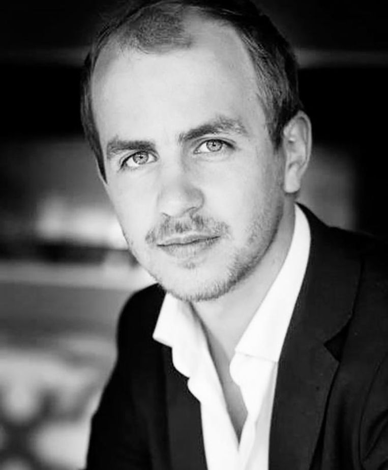 Dirk Minnebo, medeoprichter Iamb&b Beeld -