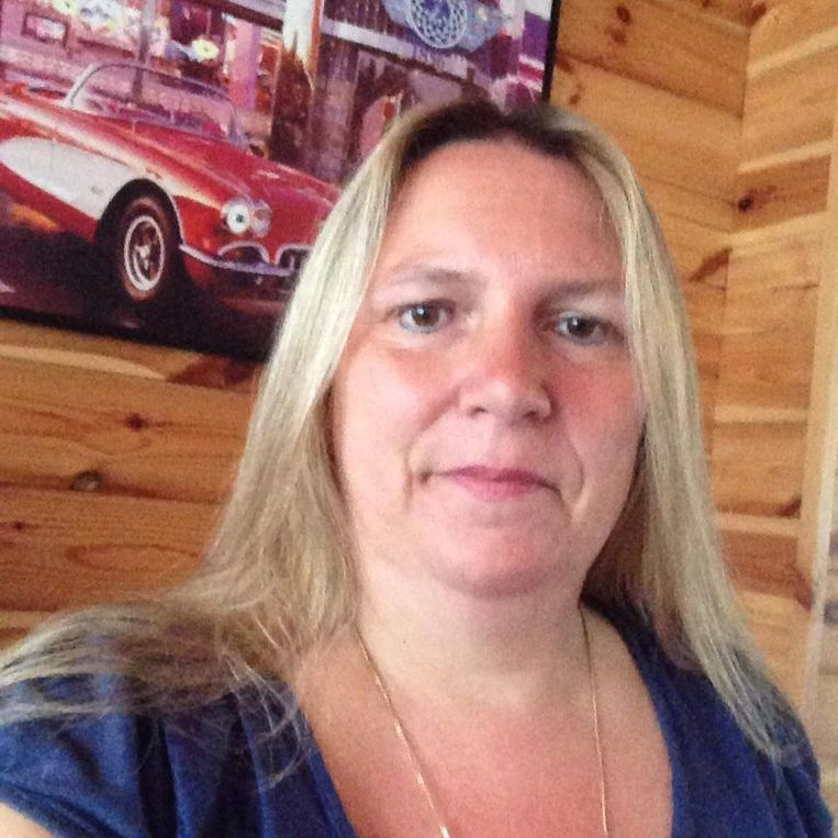 Zaakvoerster Larissa Van Wesemael.