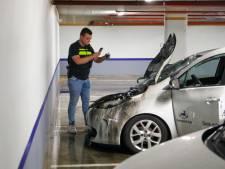 Man uit Epe (65) wordt verdacht van meer autobranden: niet twee, maar vijf