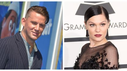"""""""Channing Tatum en Jessie J zijn uit elkaar"""""""