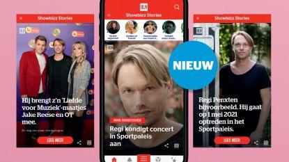 Nieuw in jouw HLN-app: je kan nu 'bladeren' door de beste showbizz-verhalen van de dag