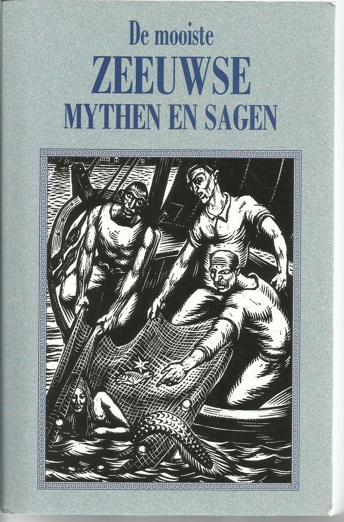 cover De mooiste Zeeuwse mythen en sagen