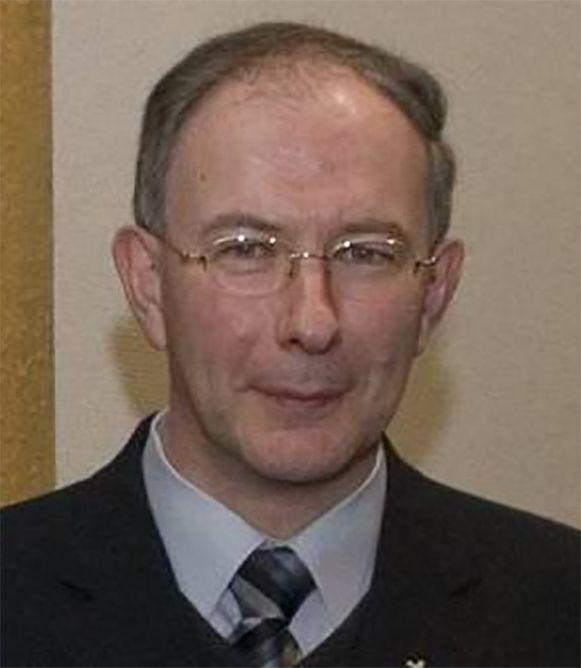 Vicaris-generaal Koen Vanhoutte