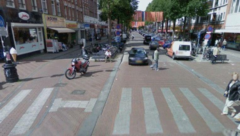 Eerste van Swindenstraat in Oost Beeld