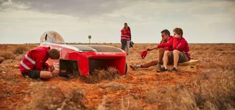 Drama voor Solar Team Twente in Australië: einde wedstrijd na crash