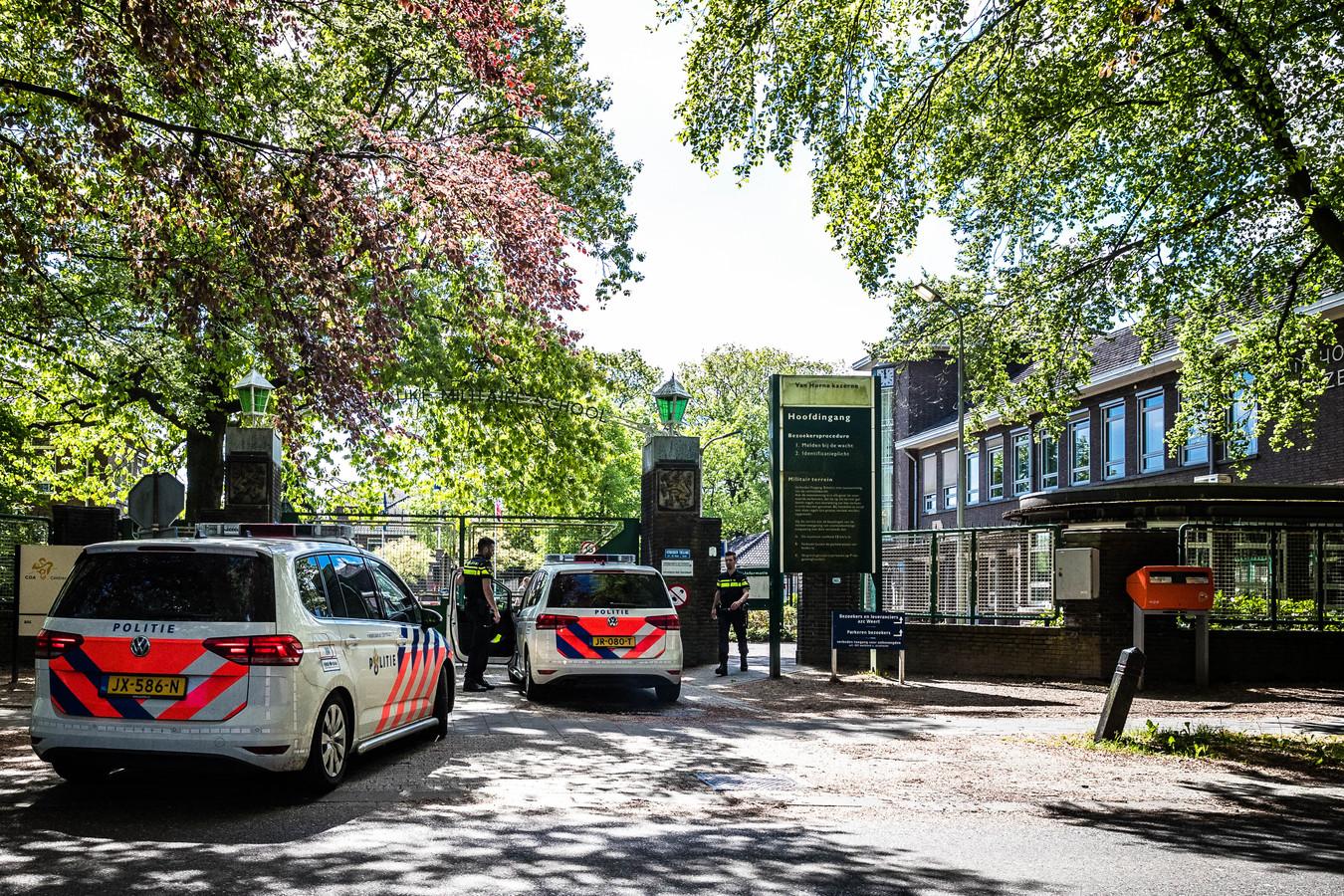 In 2018 was er spoedberaad op het AZC in Weert vanwege de vele geweldsincidenten.