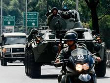 Venezuela pakt 'terroristen' op na gevechten